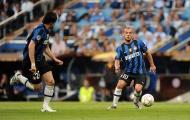 Giờ thì Inter đã tìm được cặp Sneijder-Milito mới