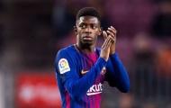 Arsenal nối lại liên hệ với với Barca vụ Dembele