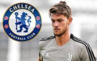 Chelsea đàm phán với Juventus về trung vệ tuyển Ý