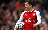 Từ chối Barcelona và Man City, trụ cột Arsenal cam kết tương lai tại Emirates