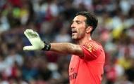 18h35 ngày 30/07, PSG vs Atletico Madrid: Buffon tiếp tục vất vả
