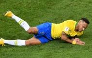 Sau tất cả, Neymar thừa nhận việc 'diễn sâu' ở World Cup 2018