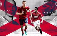 01h15 ngày 06/08, Bayern Munich vs Man United: Đánh sập hang Hùm