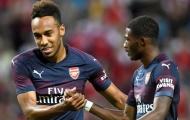 Aubameyang nổ súng, Arsenal giành thắng lợi thuyết phục trước Lazio