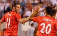Kèo trái phát huy ma thuật, Bale giúp Real đả bại AS Roma