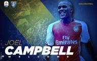 'Hàng thừa' Arsenal CHÍNH THỨC gia nhập đội bóng tân binh Serie A