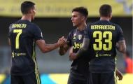 Juventus ngược dòng nghẹt thở trong ngày Ronaldo ra mắt kém duyên