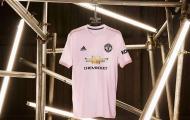 Man Utd CHÍNH THỨC ra mắt áo đấu màu hồng