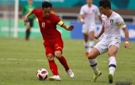 Lý do Văn Quyết không đá chính trận U23 Việt Nam thua Hàn Quốc