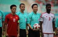 Thua UAE, fan Việt văng tục với trọng tài người Hàn Quốc