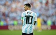 Argentina 'tri ân' Messi, sao Man Utd tỏ rõ thái độ không hài lòng