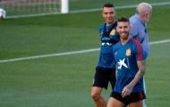 Bị fan Salah đe dọa, Ramos đáp trả 'cực chất'