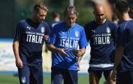 Hội ý với Immobile, Mancini gạt Balotelli chỉ sau 1 trận?