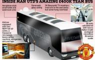 Chiêm ngưỡng 'siêu xe bus' trị giá 12 tỷ đồng của Man United