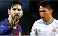 23h55 ngày 18/09, Barcelona vs PSV: Gã khổng lồ thị uy sức mạnh