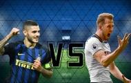 23h55 ngày 18/09, Inter Milan vs Tottenham: Mở màn sinh tử