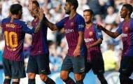 Barca đón PSV: Nhà vô địch La Liga với bộ mặt lo lắng
