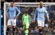 Thất bại trước Lyon, Man City trở thành kỷ lục gia bất đắc dĩ