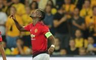 Paul Pogba được đồng đội khen 'xuất sắc nhất thế giới'