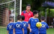 Công Vinh 'kết duyên' tập đoàn giáo dục, xây dựng bóng đá học đường chuyên nghiệp số 1 Việt Nam