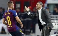 Không phải Messi, đây mới là cái tên HLV Valverde ngưỡng mộ