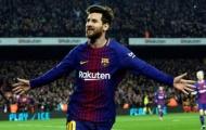 Trong 1 thập kỷ, Messi chưa bao giờ ghi dưới 40 bàn/mùa