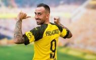 Pablo Alcacer: Số 9 mới tại Barca, tại sao không?
