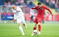Hai chàng Silva giúp Bồ Đào Nha có màn rượt đuổi mãn nhãn trước Ba Lan