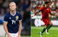 23h00 ngày 14/10, Scotland vs Bồ Đào Nha: Dòng họ Sliva lên ngôi