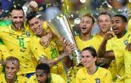 Hạ gục Argentina phút bù giờ, Neymar và đồng đội đoạt danh hiệu Super Clasico 2018