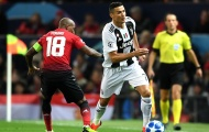 Thua Juventus, Man Utd lập 3 'kỷ lục' không thể tệ hơn