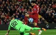 Đây, điểm khác biệt lớn nhất của Salah so với mùa giải trước