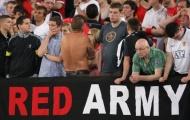 Fan Liverpool giễu cợt NHM Man Utd sau thất bại đáng xấu hổ