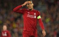 Liverpool thắng trận, Van Dijk khen ngợi đặc biệt một người