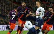 Thất trận trước Man City, sao Tottenham đổ lỗi cho lịch thi đấu