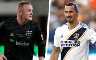 Rooney, Ibrahimovic lọt vào danh sách đề cử giải thưởng MVP tại MLS