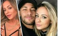 'Đá' bạn gái diễn viên, Neymar cặp kè mỹ nữ xăm trổ