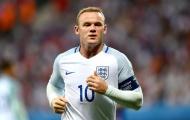 Chính thức: Rooney rời tuyển Anh sau trận đấu thứ 120