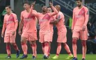 Chỉ một đội bóng giành tấm vé vào vòng 1/8 sau vòng 4 Champions League