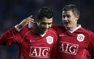 Solskjaer: Sir Alex chỉ cho một mình Ronaldo hưởng đặc quyền này