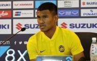 Cầu thủ Malaysia tuyên bố không bị 'yếu tim' trước sức nóng của 'chảo lửa' Mỹ Đình