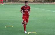 Tân binh ĐT Việt Nam đầu quân cho cựu vương V-League