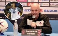 HLV Eriksson tâng bốc cựu sao Hà Nội sau trận hoà với Thái Lan