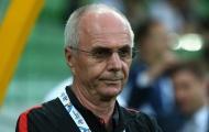 Thuyền trưởng Thái Lan nể phục tài dụng binh HLV Sven-Goran Eriksson