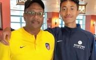 Tài năng trẻ Barcelona muốn trở thành đồng đội của Công Phượng ở HAGL