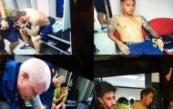 Kinh hoàng! Bị CĐV River Plate tấn công, cầu thủ Boca nhập viện, Tevez sợ xanh mặt