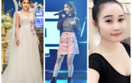 Bộ ba nàng WAGs lấn sân showbiz của tuyển Việt Nam