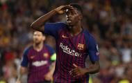 Barcelona tính dùng Dembele làm 'mồi câu' đưa Neymar trở lại