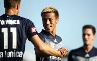 Dỗi hờn vì thua Việt Nam, HLV - cầu thủ Honda 'xả giận' ở Úc