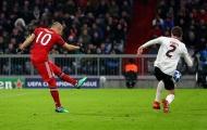 2 lão tướng cùng nổ súng, Bayern Munich hủy diệt Benfica